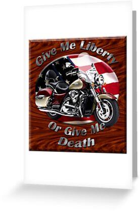 Kawasaki Nomad Give Me Liberty by hotcarshirts
