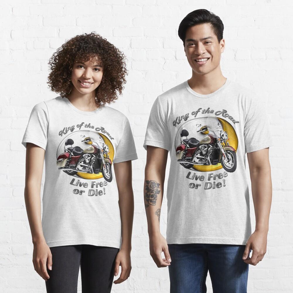 Kawasaki Nomad King Of The Road Essential T-Shirt