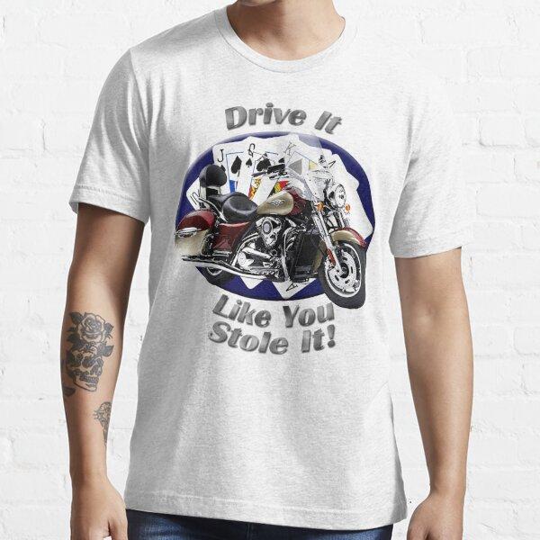 Kawasaki Nomad Drive It Like You Stole It Essential T-Shirt