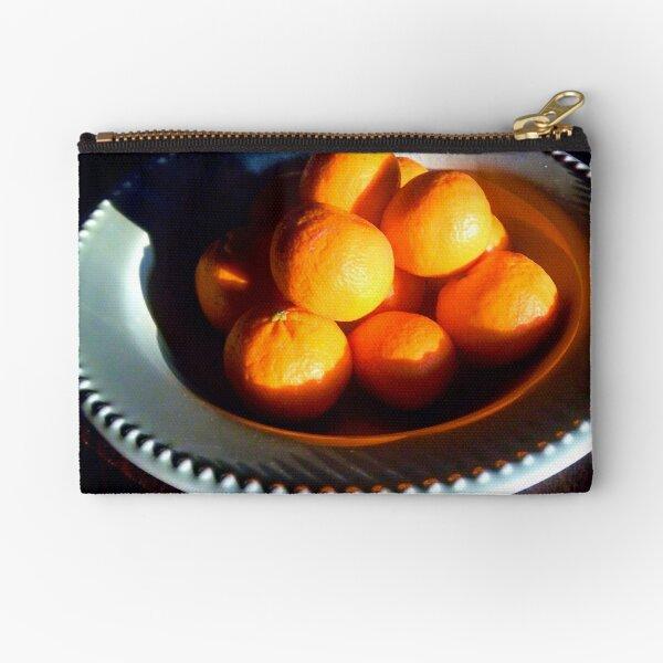 Oranges Zipper Pouch