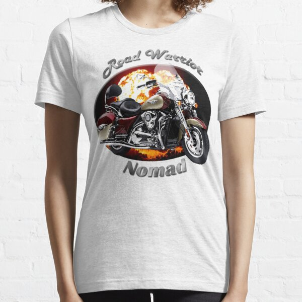Kawasaki Nomad Road Warrior Essential T-Shirt