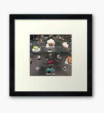 Geology Framed Print