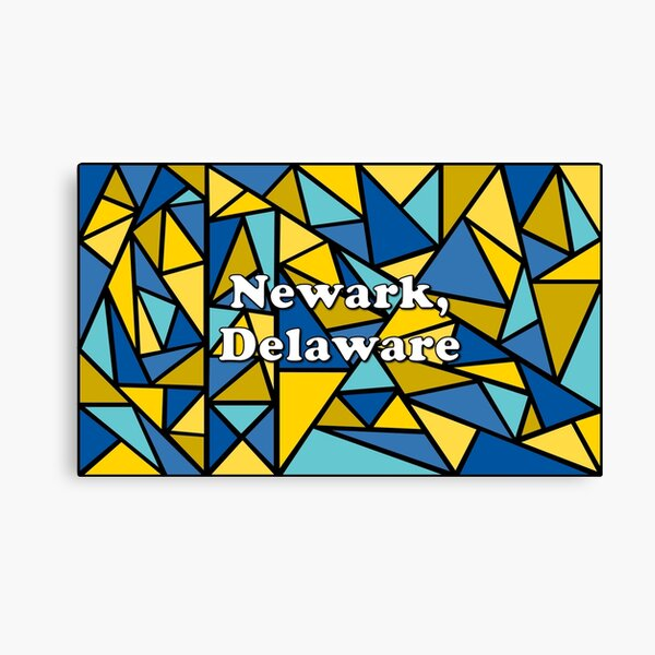 Newark, Delaware Canvas Print