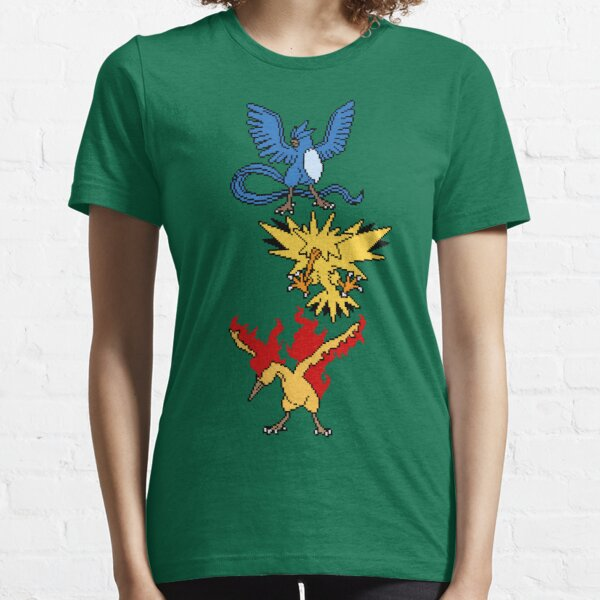 Articuno, Zapdos and Moltres Essential T-Shirt