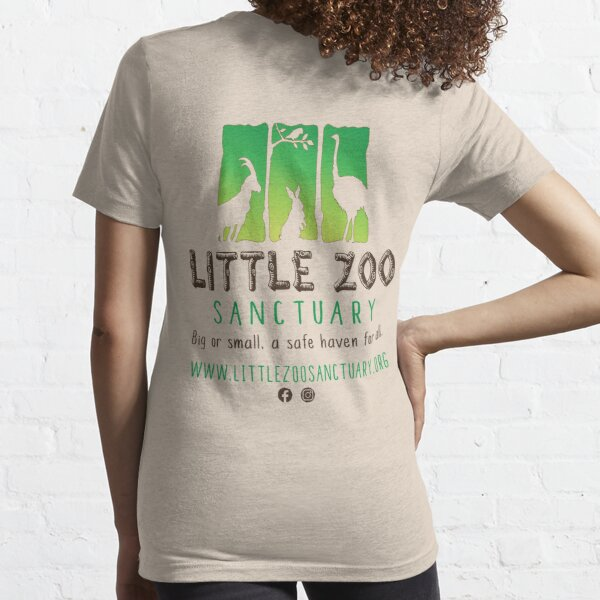 LZS Full Color Essential T-Shirt