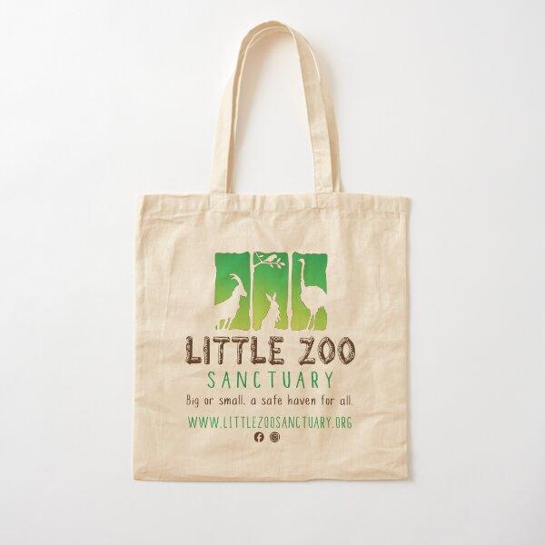 LZS Full Color Cotton Tote Bag