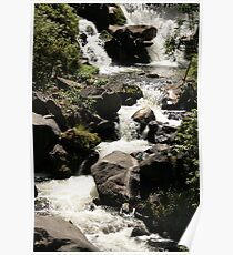 Whitewater River Poster