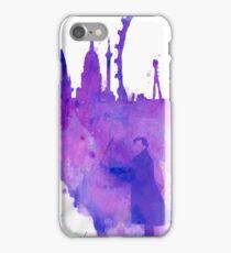 A Watchful Eye on London iPhone Case/Skin