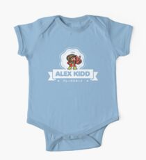 Alex Kidd One Piece - Short Sleeve