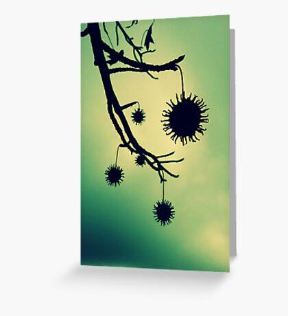 Jingleberries Greeting Card