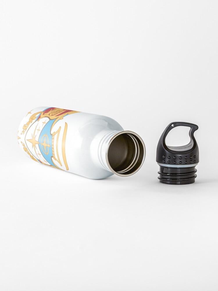 Alternate view of RLS Legacy Flag Treasure Planet Water Bottle
