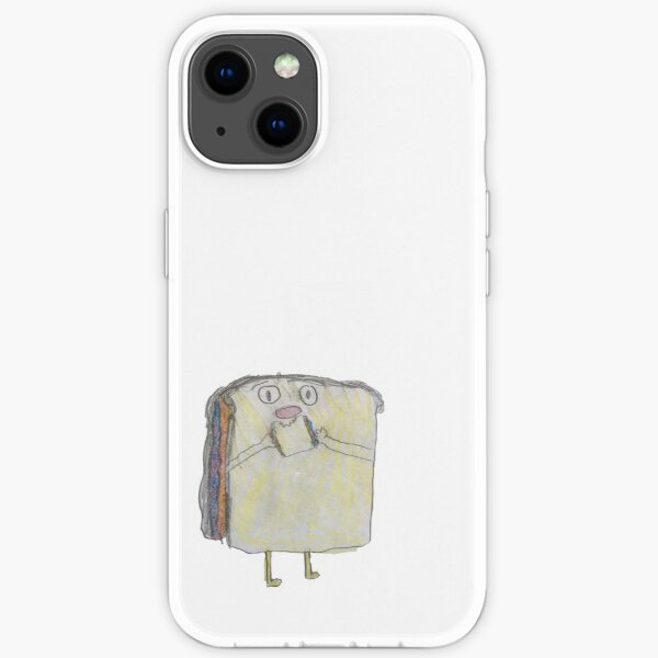 Peanut Butter and Jelly iPhone Soft Case