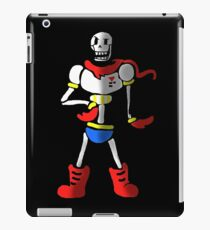 Undertale The Great Papyrus iPad Case/Skin