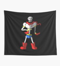 Undertale The Great Papyrus Wall Tapestry