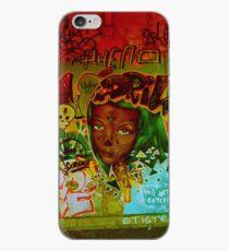 Nice StreetArt iPhone Case