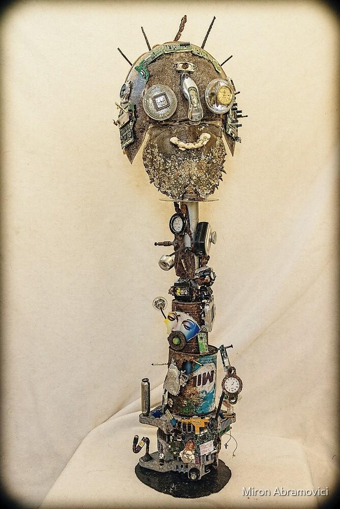 Junkie by Miron Abramovici