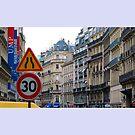 Rue La Boetie  by steeber