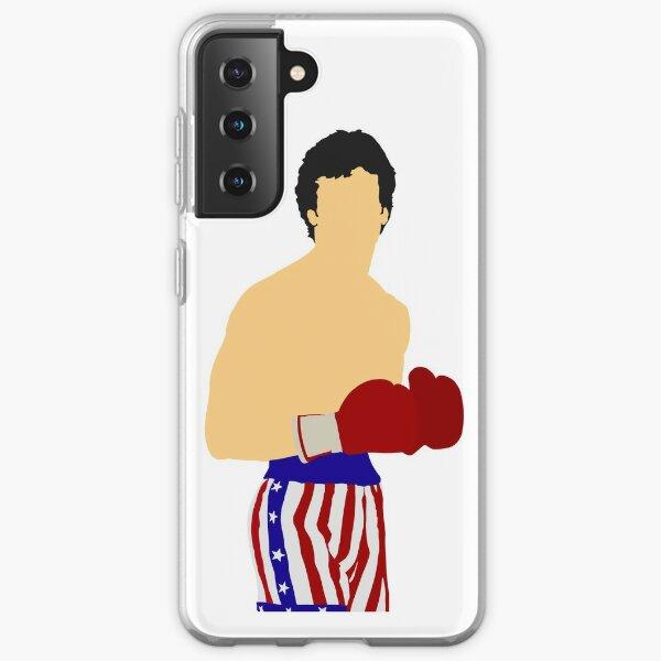 Rocky Balboa Funda blanda para Samsung Galaxy