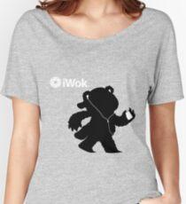 iWok Women's Relaxed Fit T-Shirt