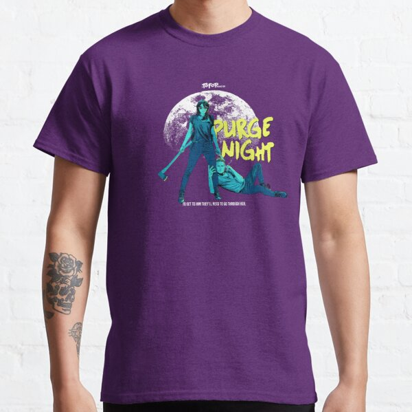 TOFOP - Purge Night Classic T-Shirt