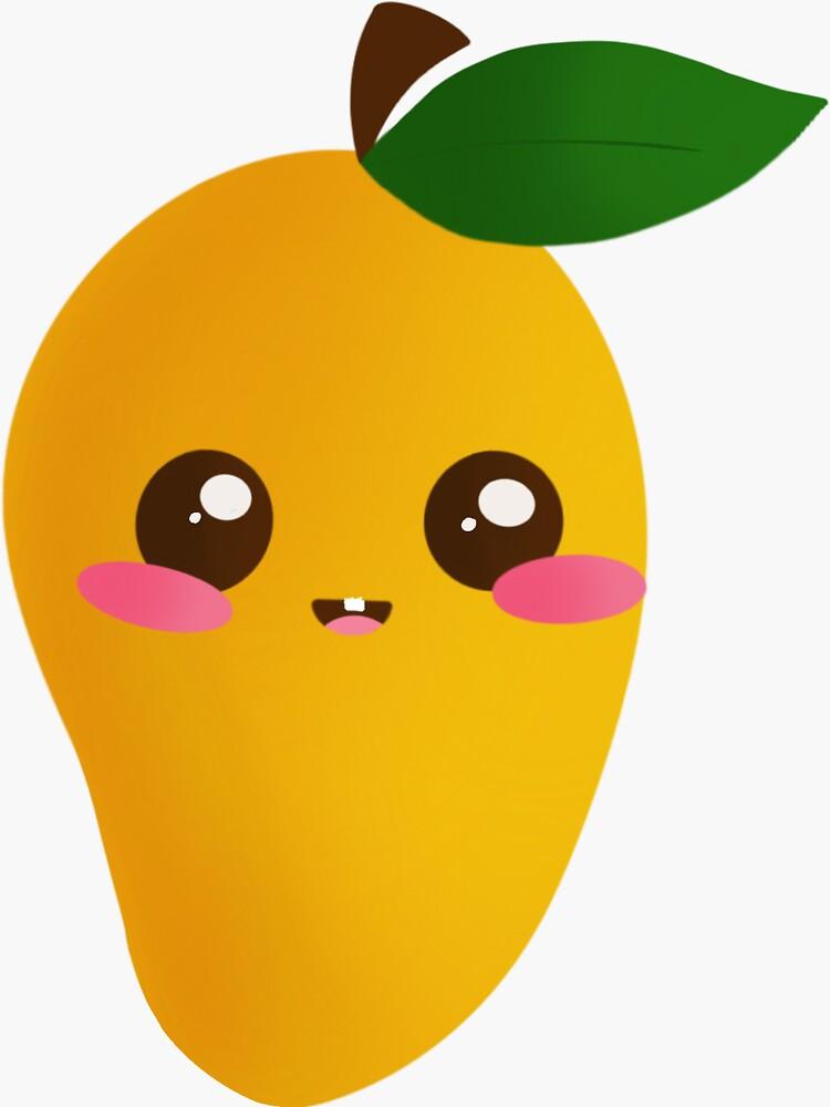 Kawaii Mango by MissRusa
