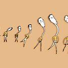 Dance Evolution by OlivierImages