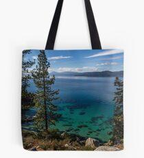 Pure - Lake Tahoe Tote Bag