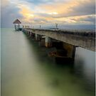 the dock by Fidisoa Rasambainarivo