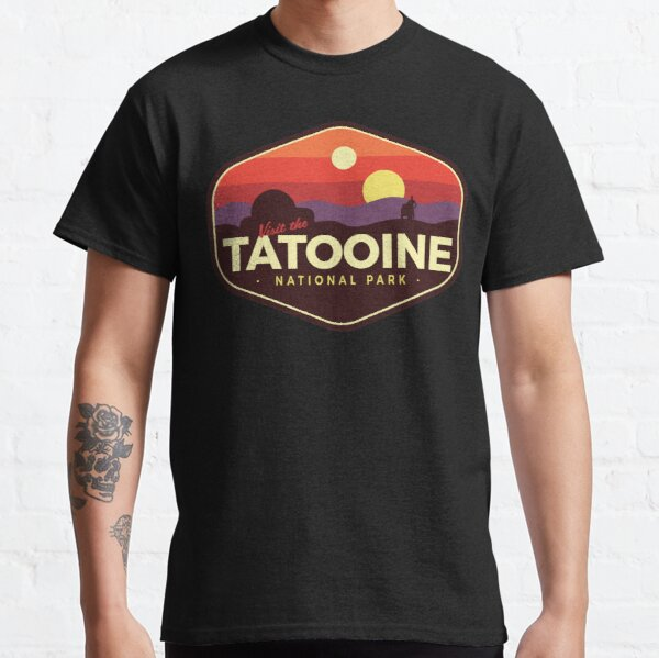 Tatooine National Park Classic T-Shirt