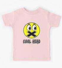 Cool Head Yellow Freak Kids Clothes