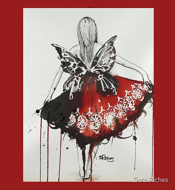 Chloe's Dress by Sara Riches