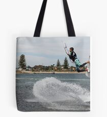 Extreme Water Sports Tote Bag