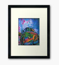 Glastonbury Framed Print