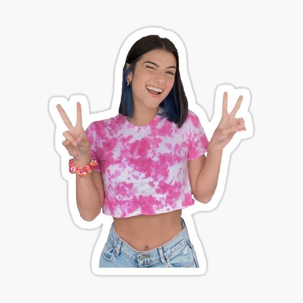 Charli Sticker