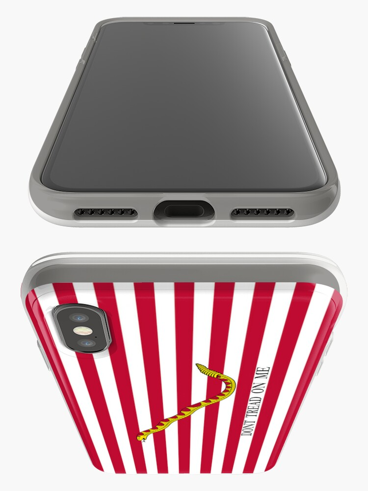 Alternate view of Navy Jack iPhone Case & Cover