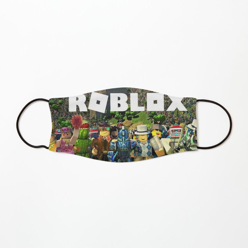 Roblox Team Mask