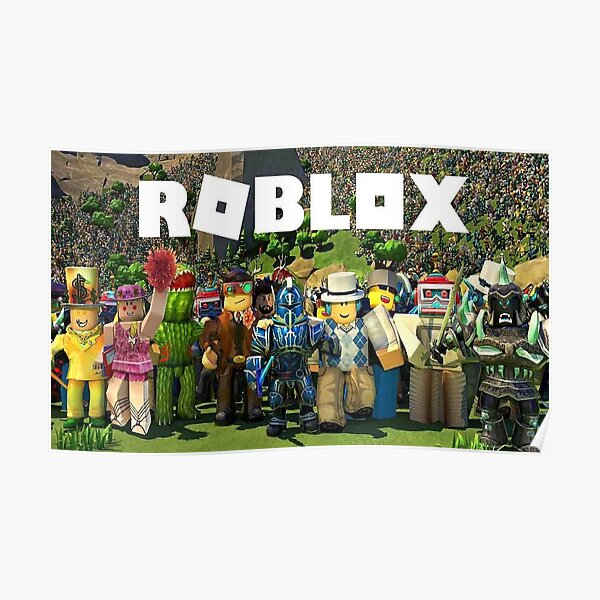 Roblox Team Poster