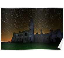 Startrail - Ducketts Grove Poster