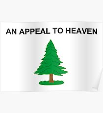 An Appeal To Heaven Poster