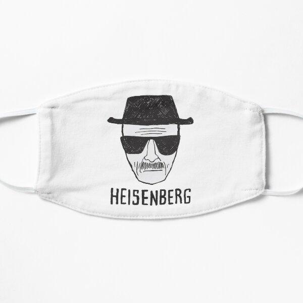 Breaking Bad / Heisenberg Drawing Flat Mask