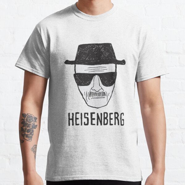 Breaking Bad / Heisenberg Dessin T-shirt classique