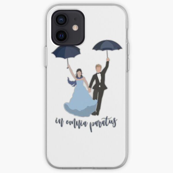 In Omnia Paratus Drawing  iPhone Soft Case