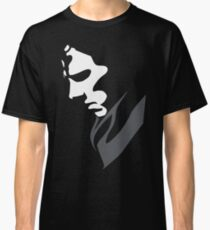Mysterious with Cheekbones Classic T-Shirt