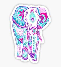 Elephant tumblr Sticker
