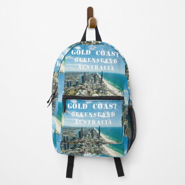 Gold Coast, Australia – Skyline - Seaside Resort - Beaches Backpack