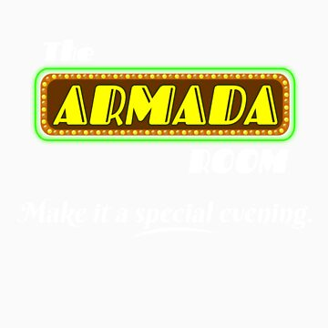 The Armada Room by jabbtees