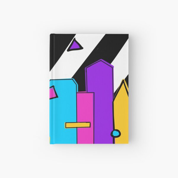 citypop Hardcover Journal