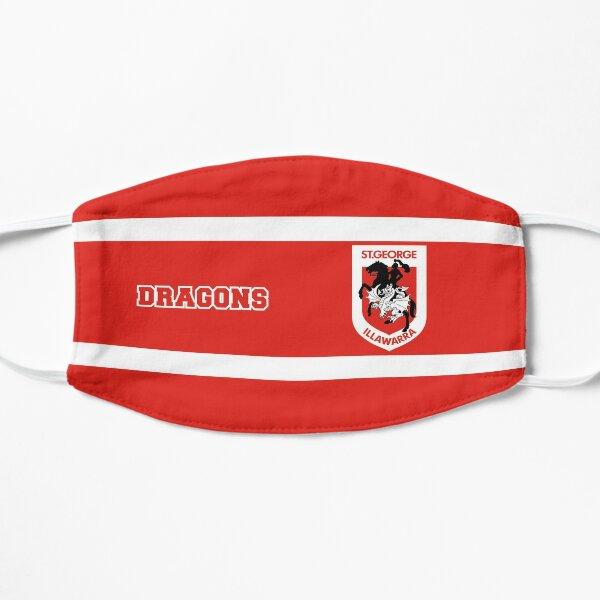 St George Illawarra Dragons Flat Mask