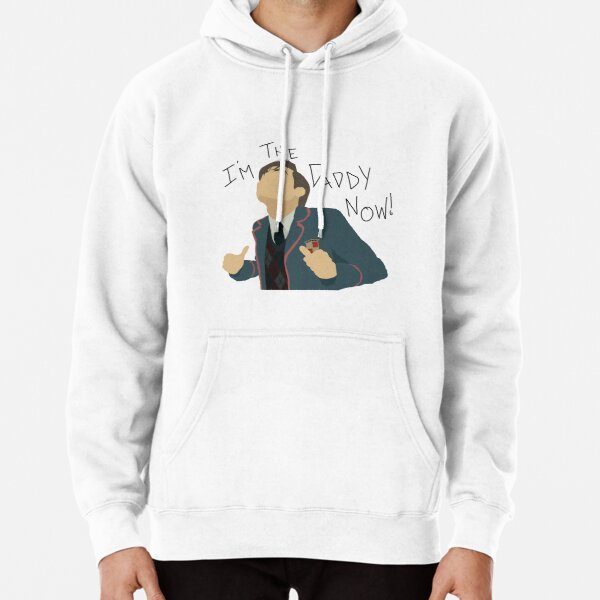 number five   i'm the daddy now Pullover Hoodie