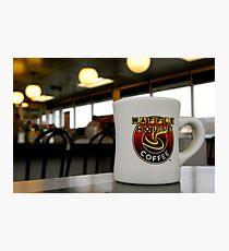 Waffle House Coffee Mug Photographic Print